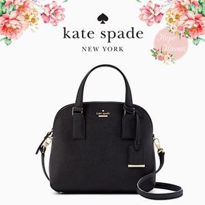 NWT Kate Spade Cameron Street Small Lottie - Black